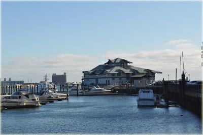 The Boston Yacht Haven Inn & Marina view