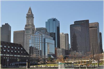 The Boston Yacht Haven Inn & Marina