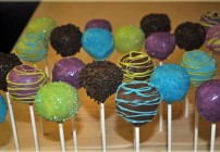 Make Your Own Cake Pops!
