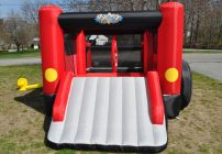 Blast Zone Rock Crawler Bouncer and Ball Pit Review