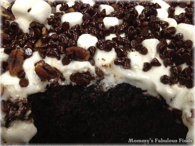 crockpot+cake