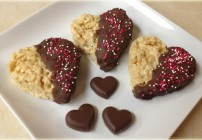 Valentine's Day Recipe: Chocolate Covered Heart Rice Krispies Treats