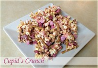Valentine's Day Treats: Cupid's Crunch Recipe