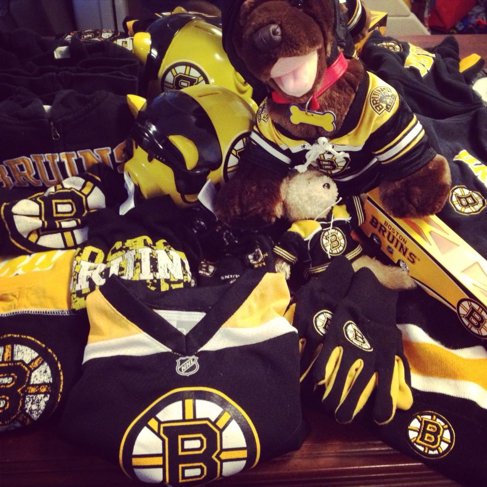 bruins obsessed