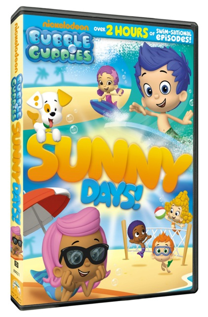 BUBBLE GUPPIES SUNNY DAYS