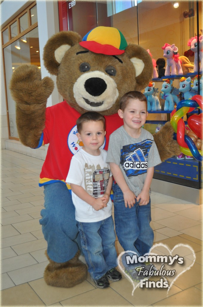 Build-A-Bear Workshop Northshore Mall Grand Opening