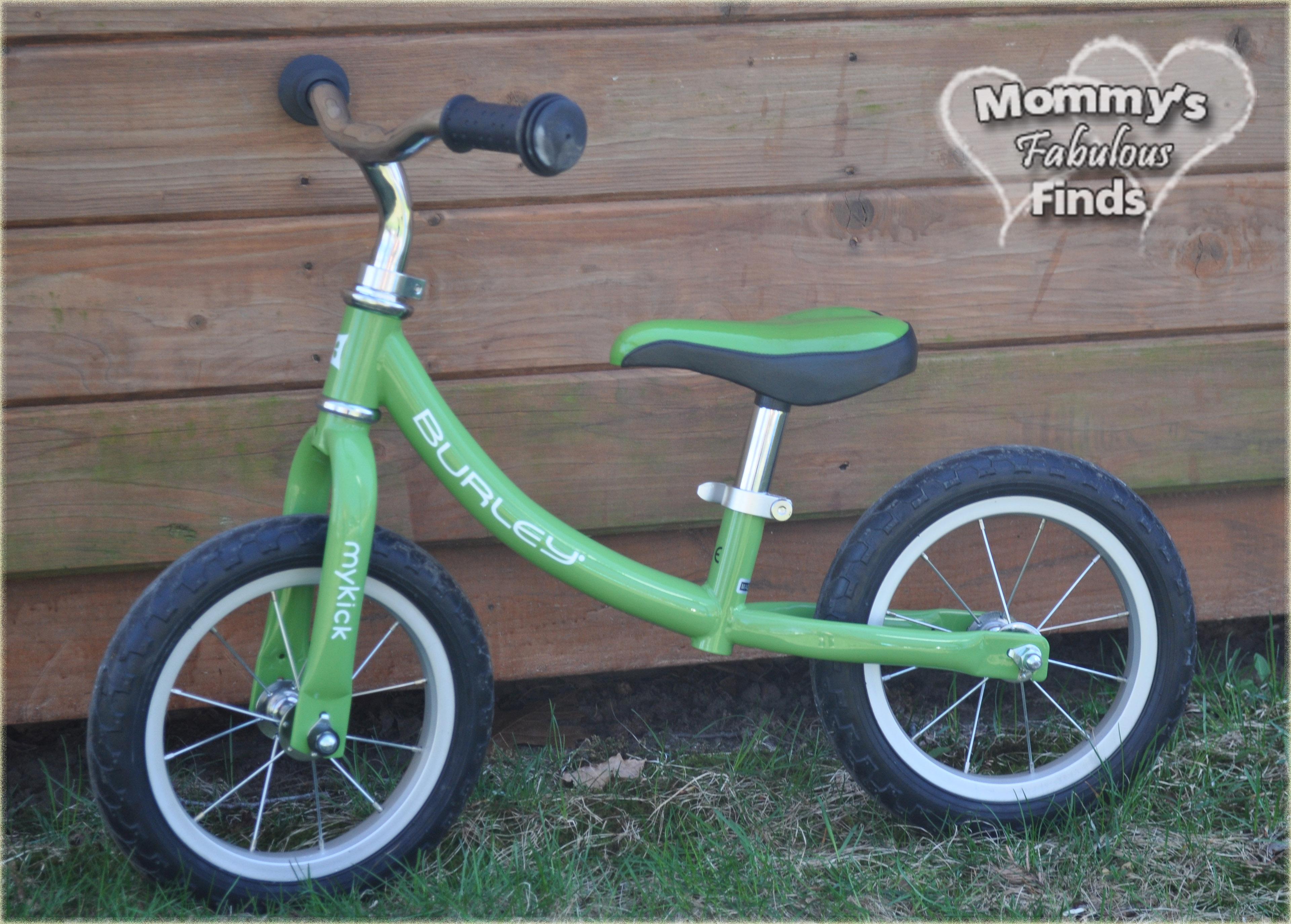 Burley MyKick Balance Bike