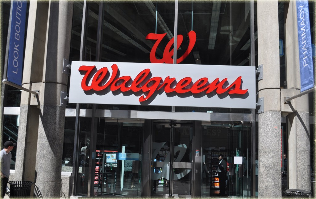 Walgreen's Boston Flagship