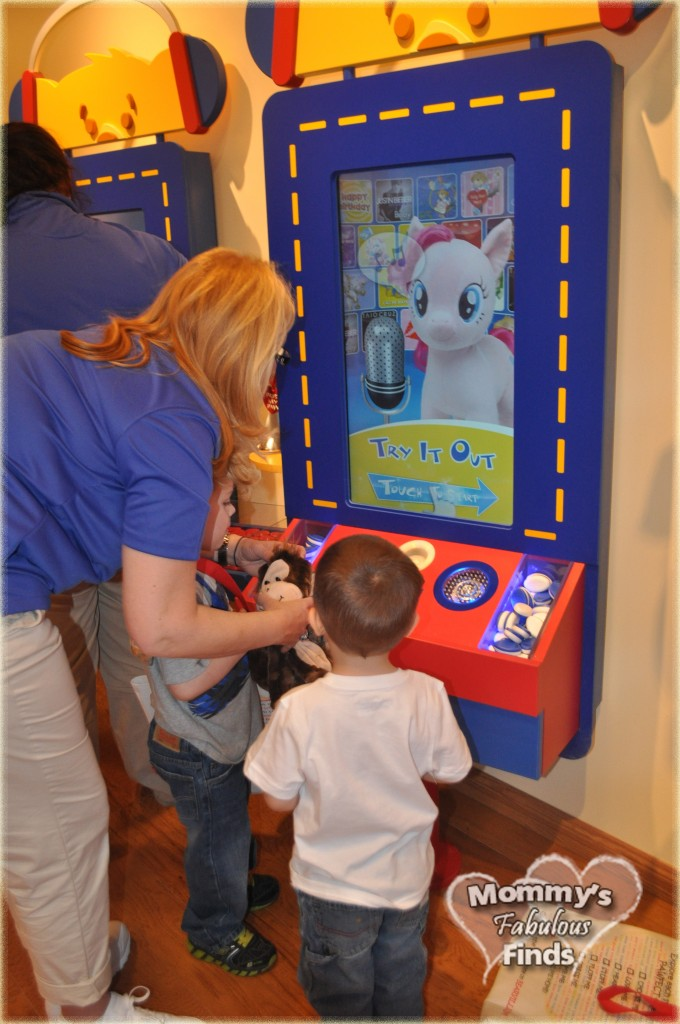build a bear updated store