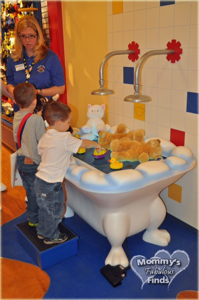 build a bear workshop northshore opening