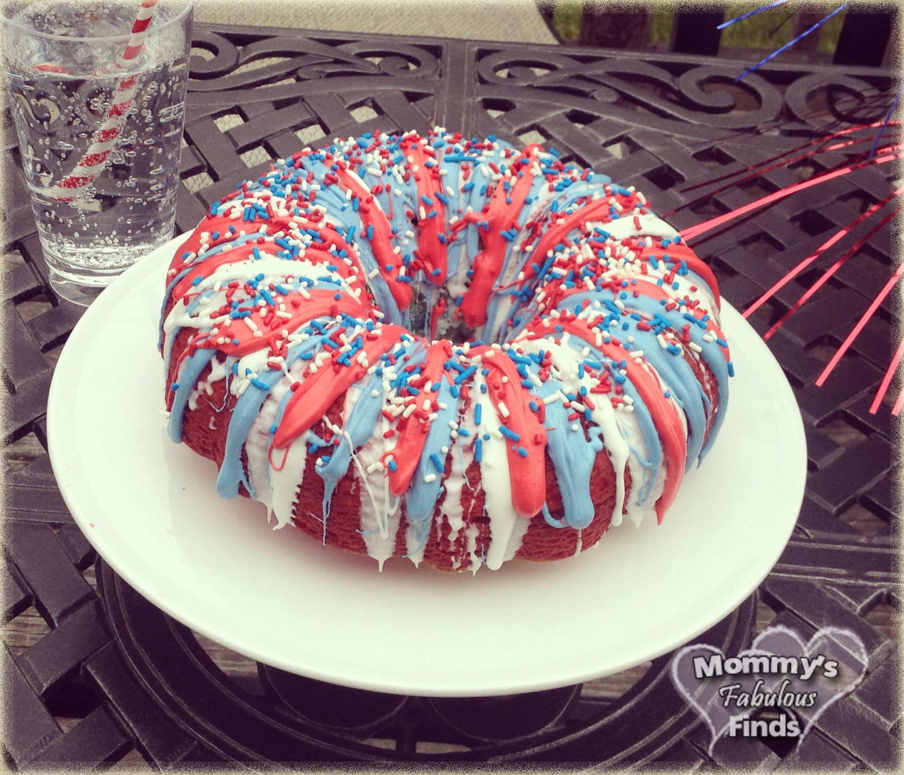 ... with our family, I can't wait to make it for our 4th of July party