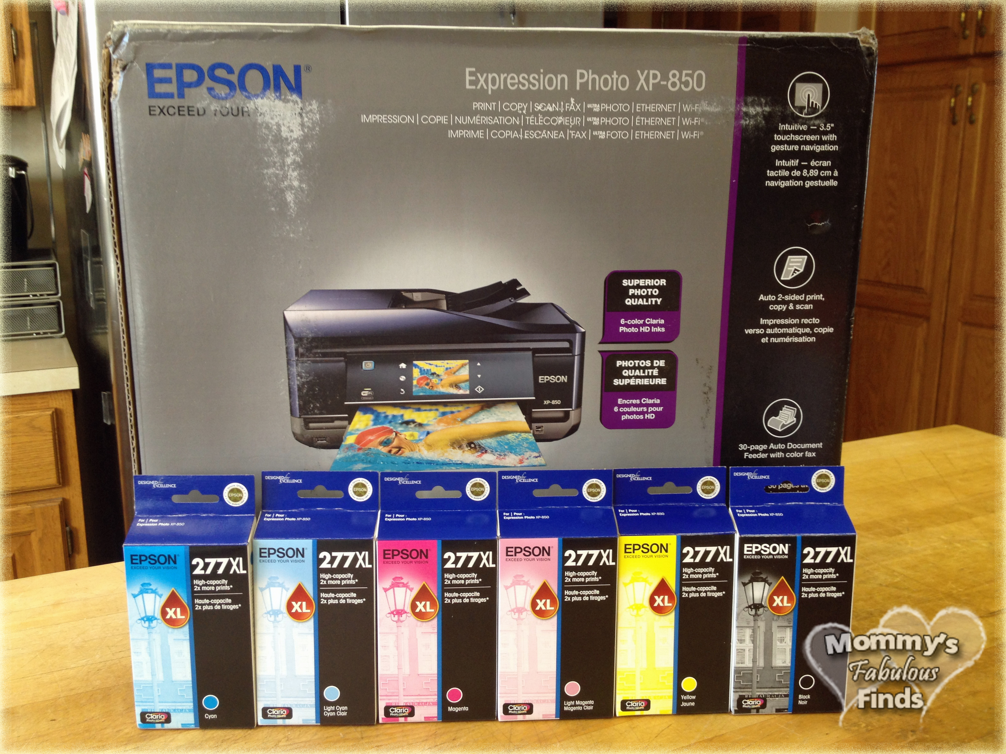 Epson Expression Photo XP-850 Small-in-One Printer Review