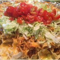 crockpot nacho chicken