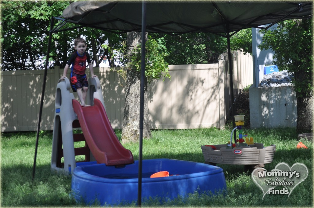 Step 2 Pool With Slide - A Summer Favorite - Mommy's ...