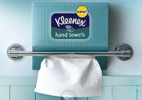 Kleenex Hand Towels Home