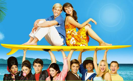 """Have A Surfing Fun Time With """"Teen Beach Movie"""