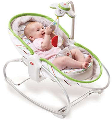 Tiny Love 3-in-1 Rocker Napper Now Available In Two New Designs! #Giveaway
