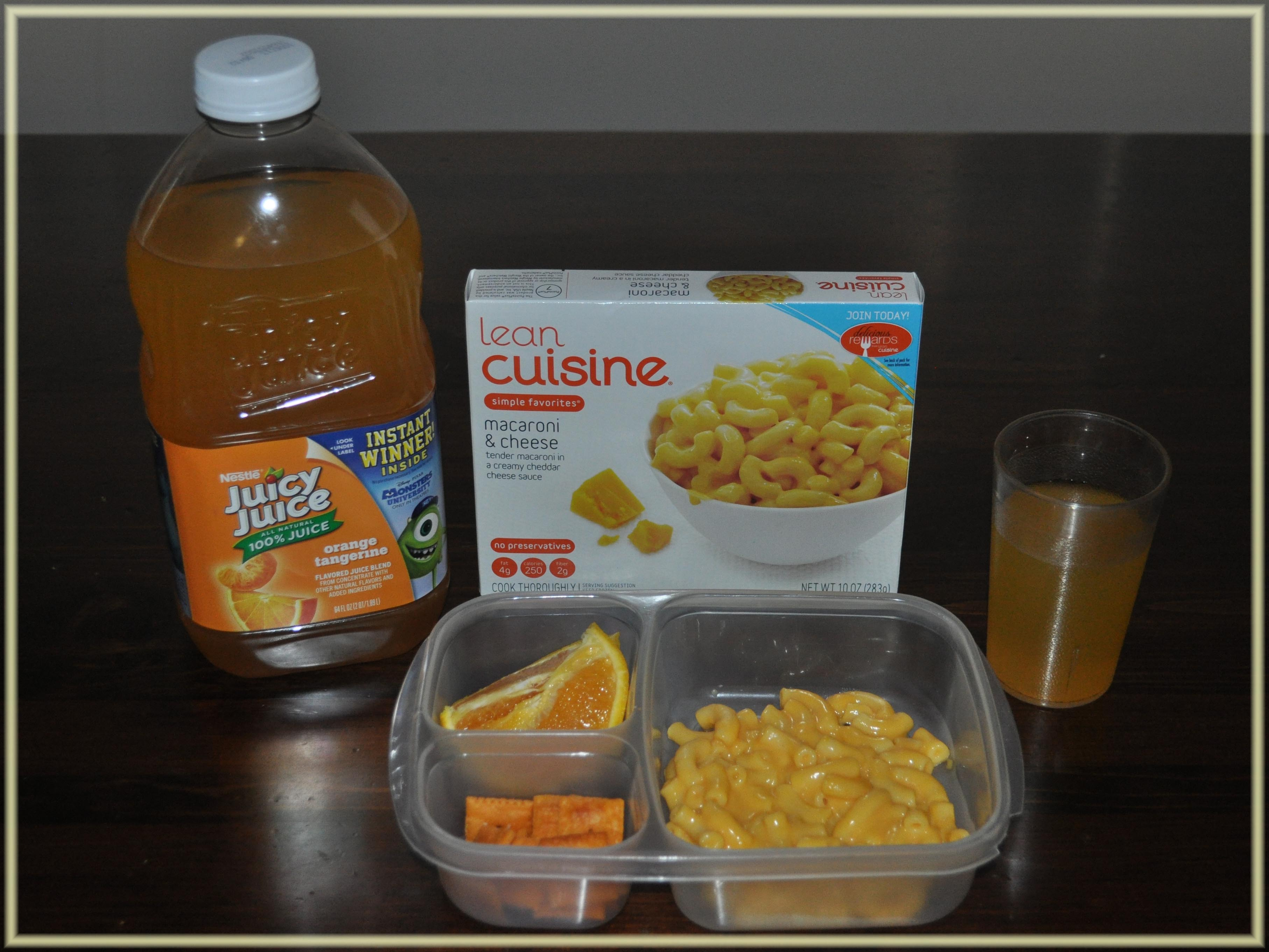 Back to school fun easy meals with nestl btsideas cbias on another day this past week we had a red theme with red foods including lean cuisine french bread pepperoni pizza and juicy juice fruit punch forumfinder Image collections