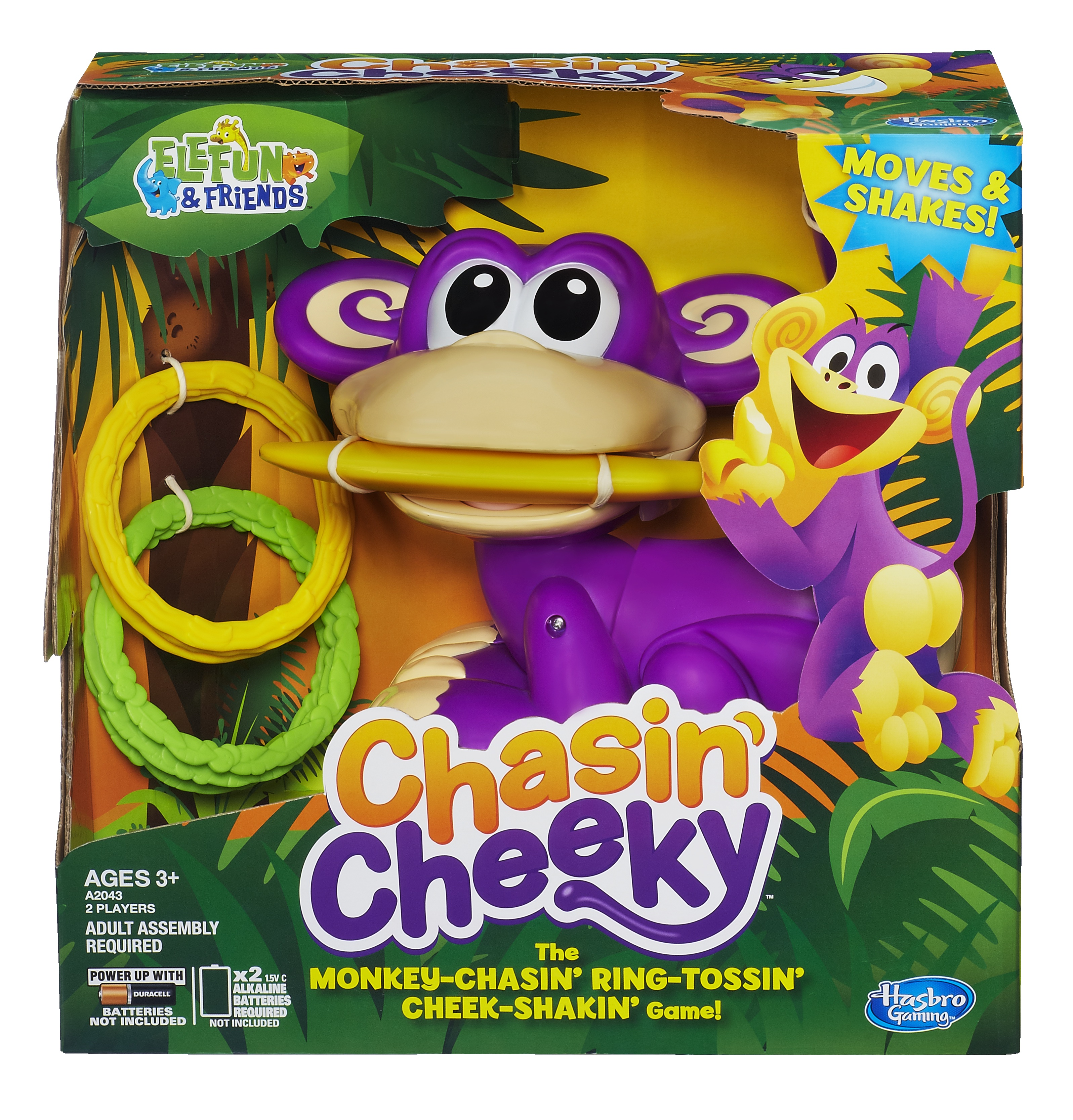 Hasbro Chasin' Cheeky Ring Toss Game | 24 Hour #Giveaway