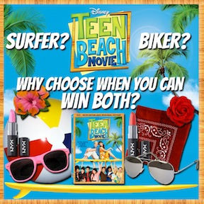 Teen Beach Giveaway