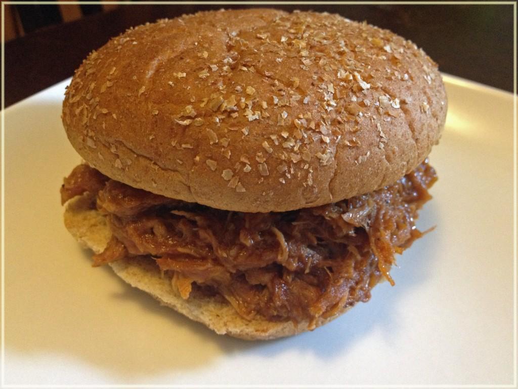 bbq pulle pork