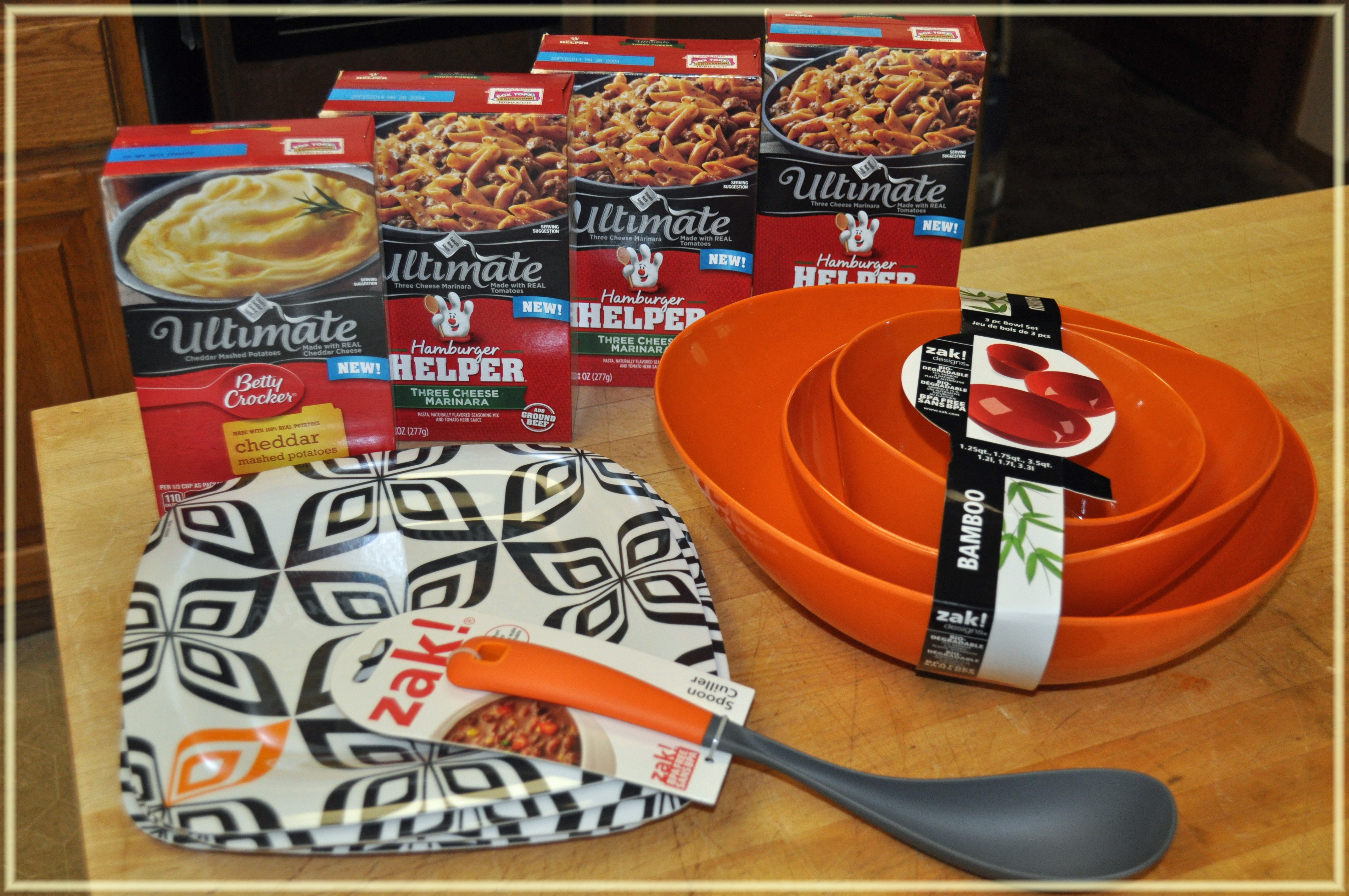 Easy Family Dinners With Betty Crocker | Prize Pack #Giveaway