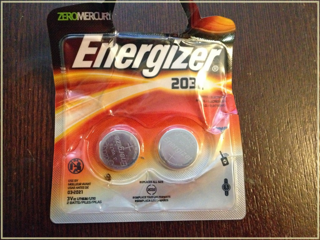 Energizer Coin Lithium Battery