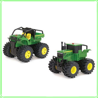 John Deere Monster Treads Wheelers
