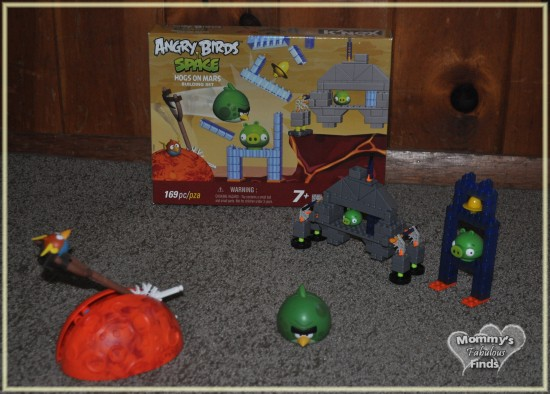 K'NEX Angry Birds Space Set