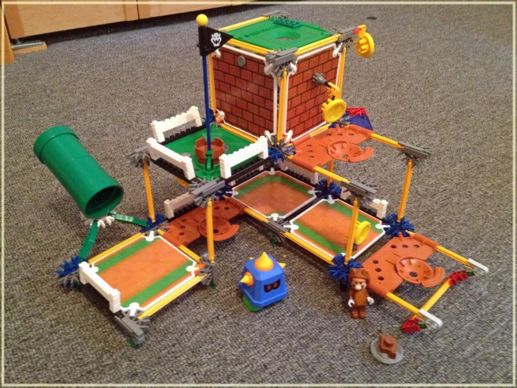 K'NEX Prongo Building Set