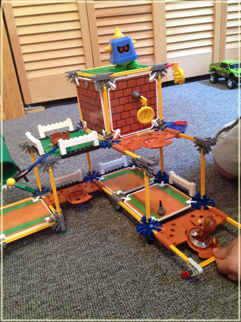 Super Mario 3D Land Prongo Building Set