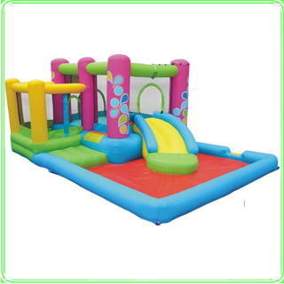 little sprouts bounce house