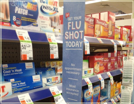 Flu Shot #GiveAShot #cbias #shop