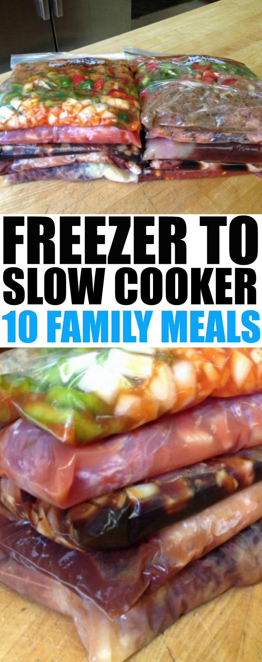 10 crockpot recipes