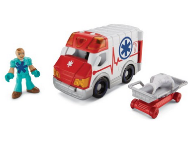 Amazon: Great Deals on Fisher-Price Toys! Think Holidays!