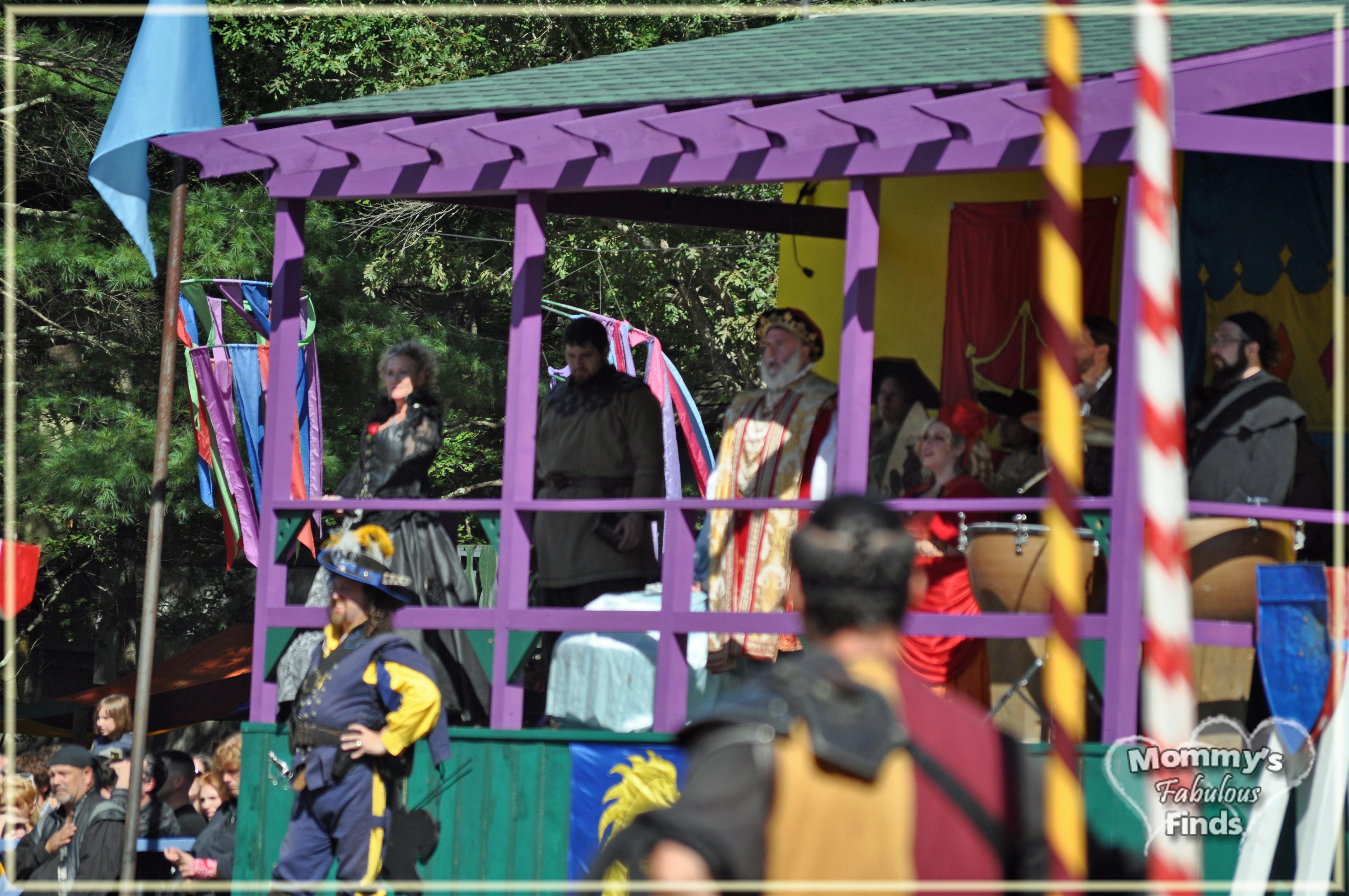 King Richard's Faire – Carver, MA