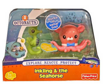 octonauts inkling and the seahorse