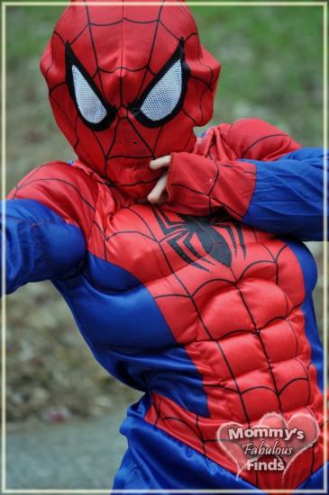 spiderman costume kohls