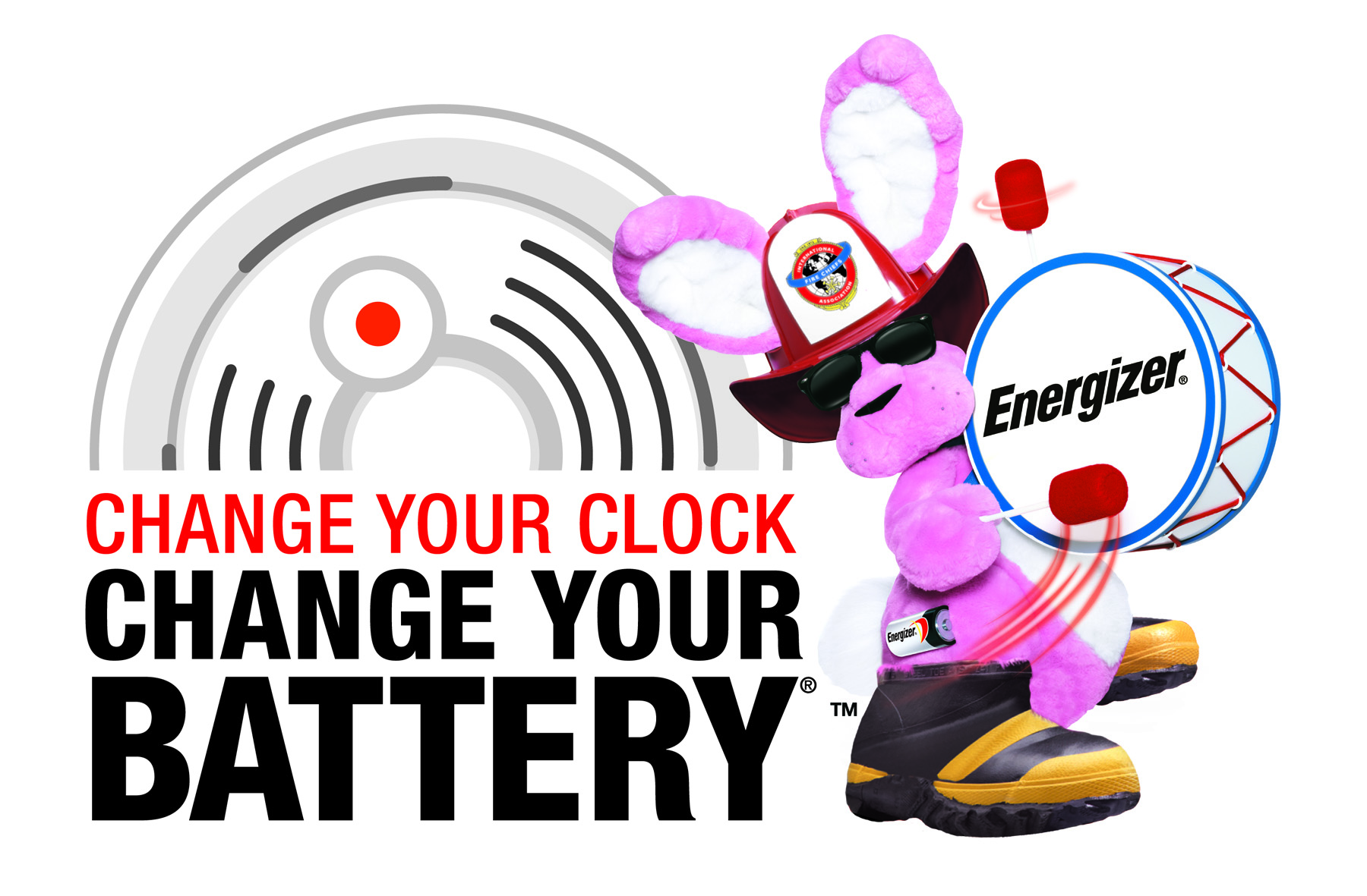 Energizer Change Your Clock Change Your Battery Giveaway