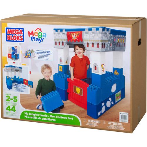 Mega Bloks My Knights Castle Play Set