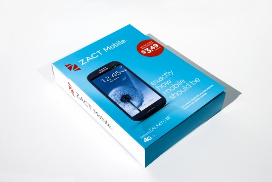 Zact Best Buy box