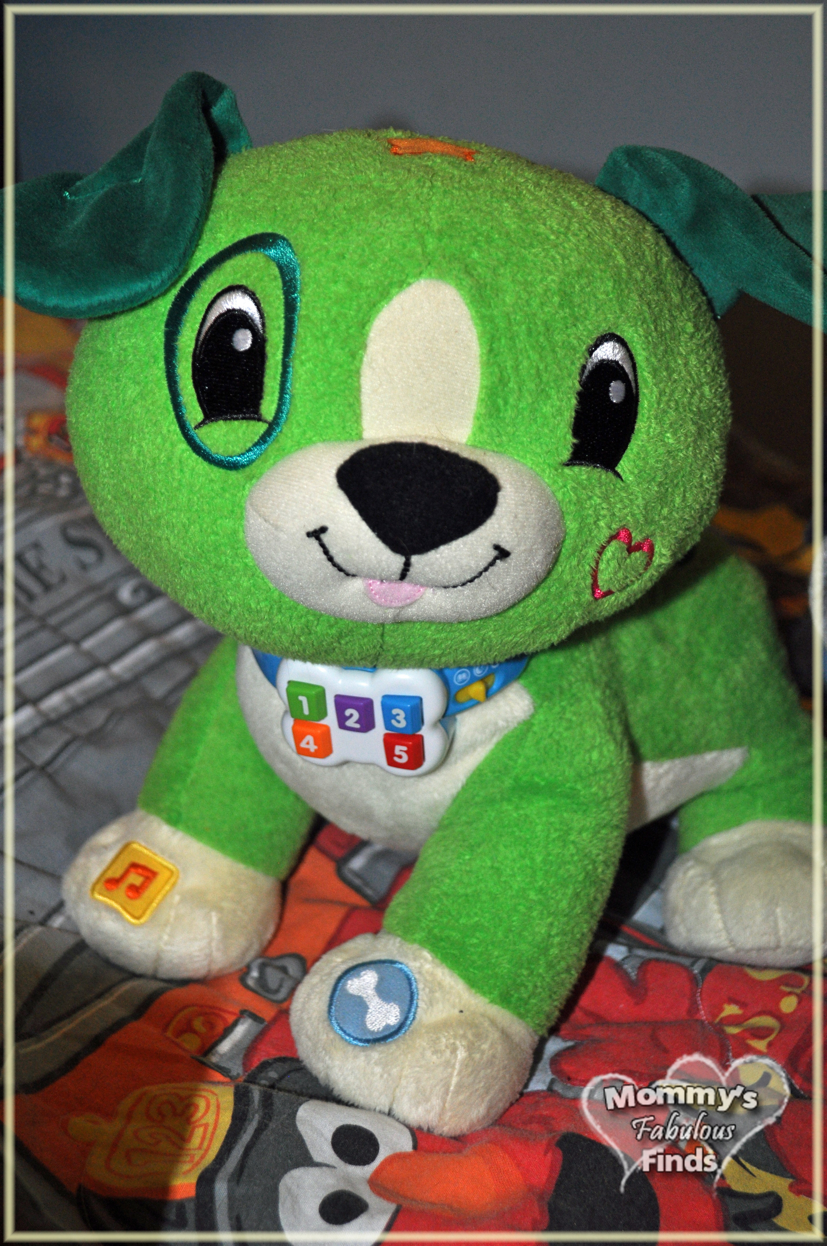 Learn to Read With LeapFrog Read with Me Scout #ReadwithMeScout