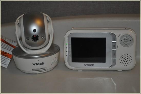 VM333 Safe & Sound® Baby Monitor