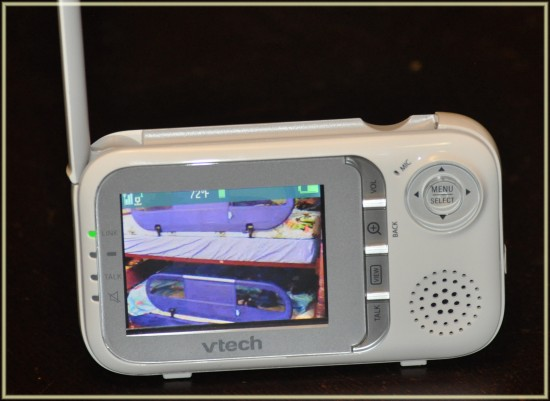 Vtech Safe & Sound® Baby Monitor
