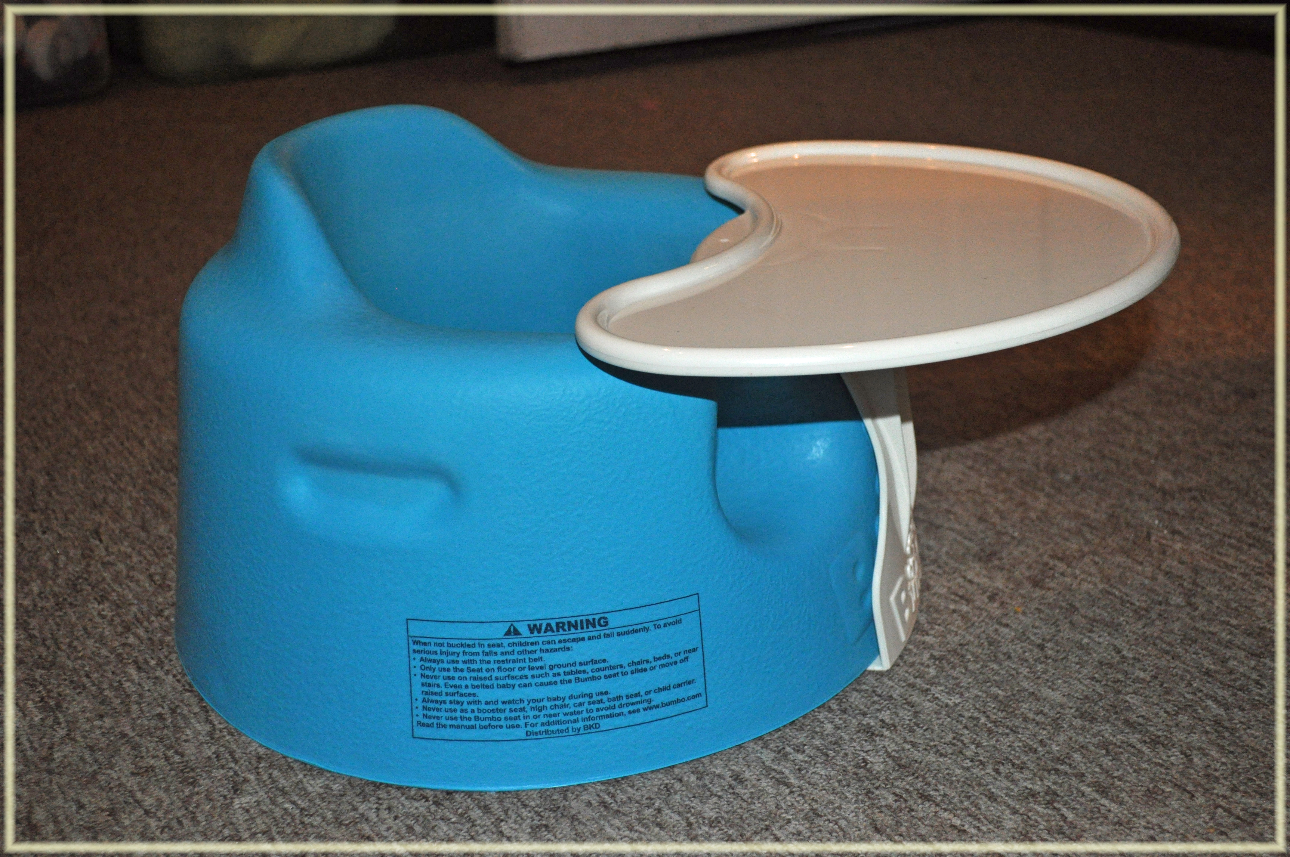Baby Must Haves | Bumbo Floor Seat With Play Tray
