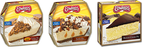 Celebrate the Holidays With Edwards Desserts #Giveaway