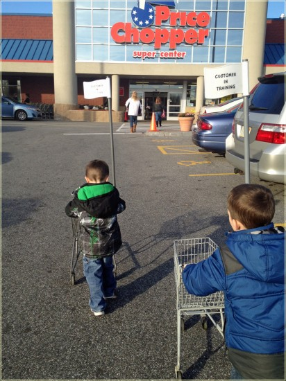 kid sized shopping carts #shop