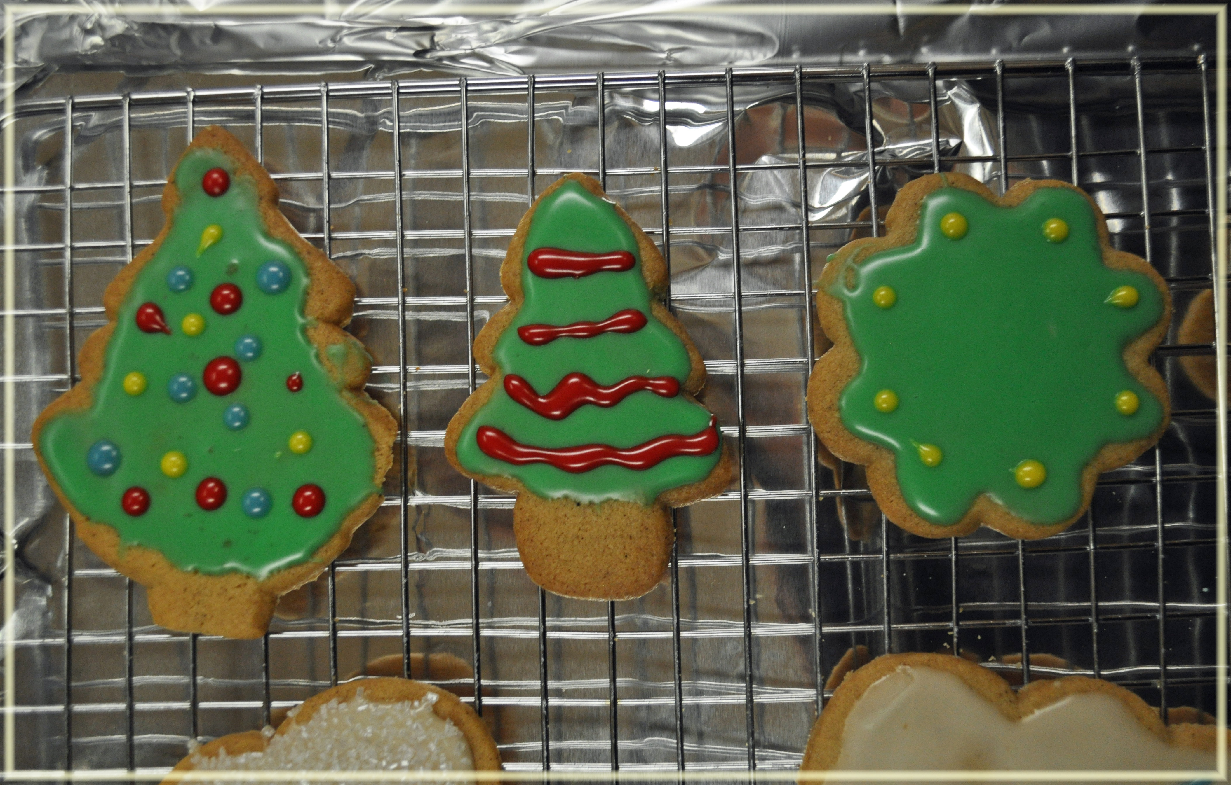 spiced holiday sugar cookie recipe