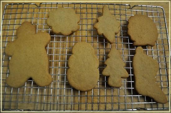spiced sugar cookie recipe