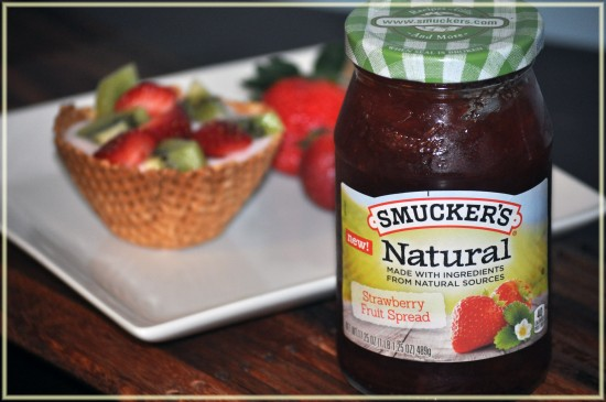 Smucker's Natural Fruit Spreads
